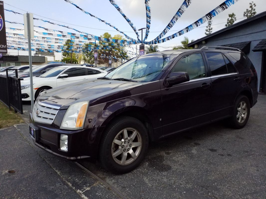 2008 Cadillac SRX AUDIO SYSTEM FEATURE, BOSE 5.1 DIGITAL CABIN S RWD