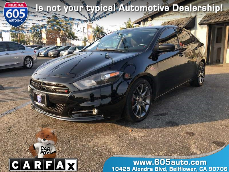 2013 Dodge Dart SXT (UCONNECT TOUCHSCREEN GROUP)