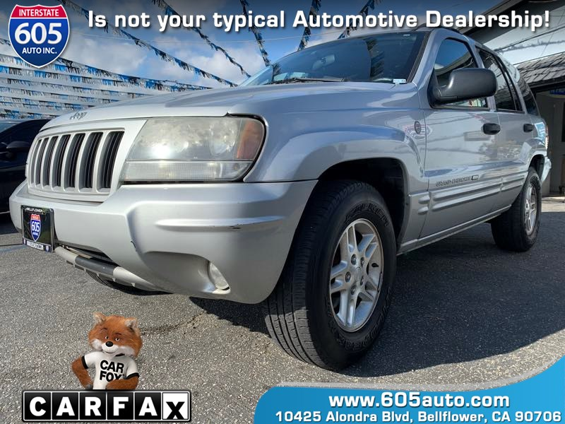 2004 Jeep Grand Cherokee Laredo (QUADRA-TRAC II ON-DEMAND 4-WHEEL DRIVE)