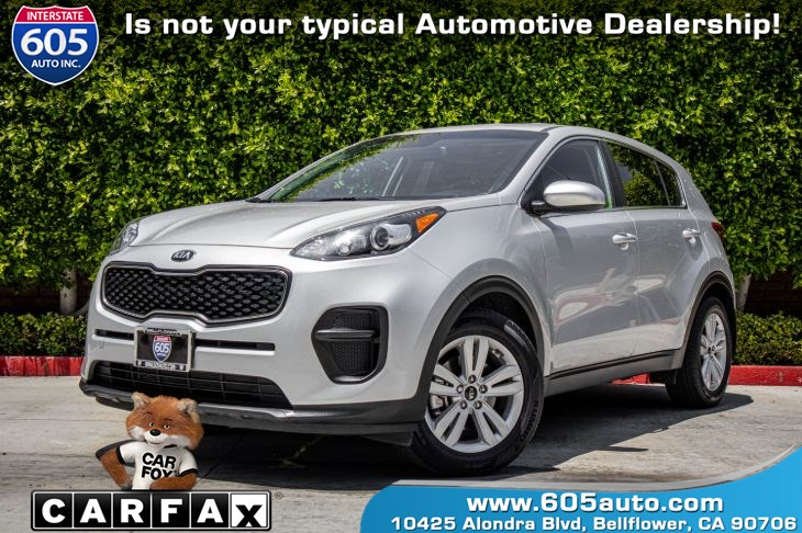 2019 Kia Sportage LX(BACKUP CAMERA & BLUETOOTH)