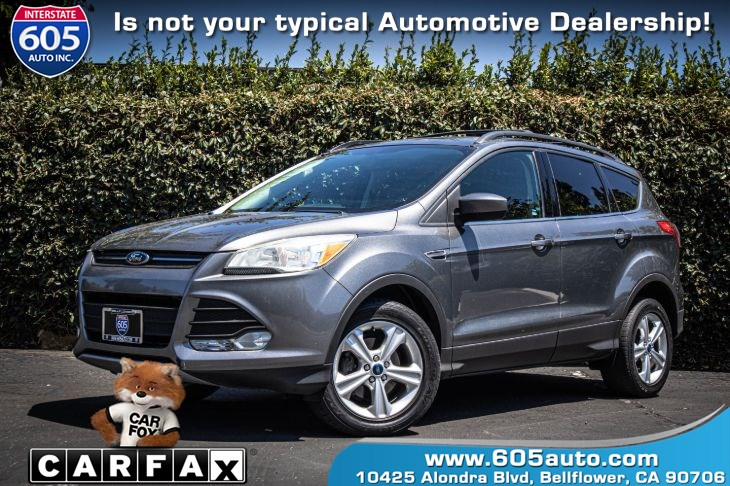 2013 Ford Escape SE(BLUETOOTH & CRUISE CONTROL)