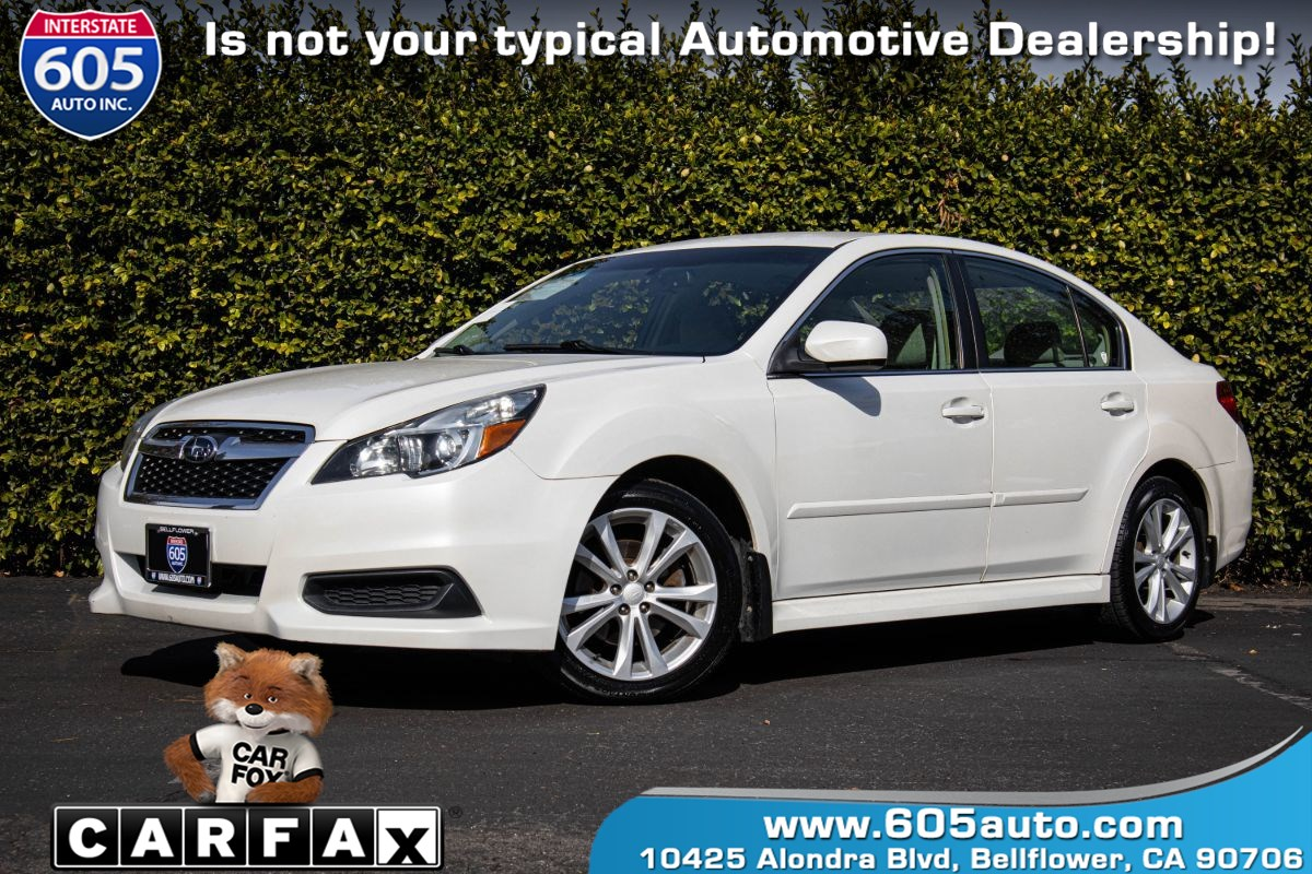 2013 Subaru Legacy 2.5i Premium (BLUETOOTH & BACKUP CAMERA)