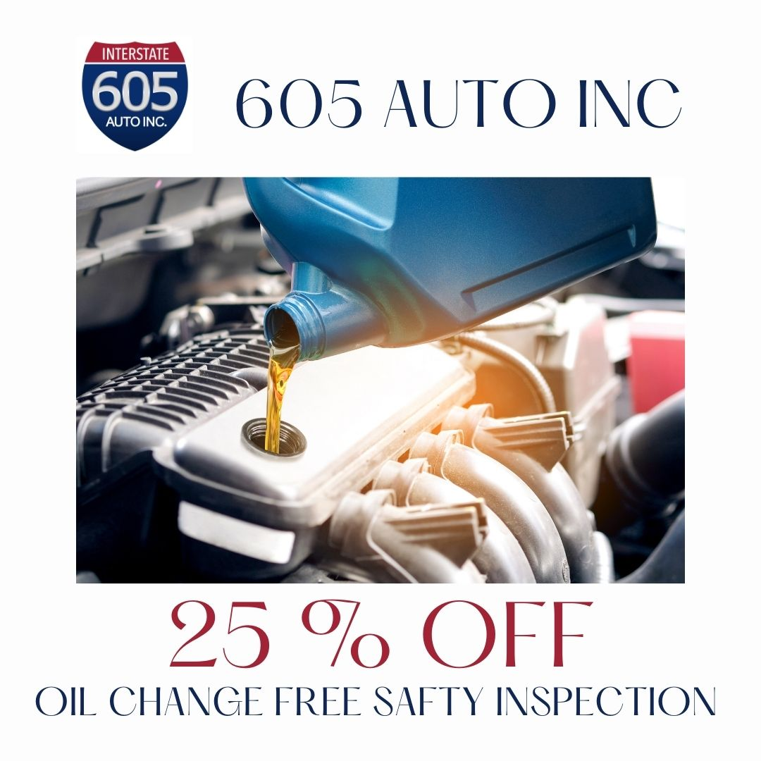 Oil Service  free safety inspection!