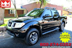 View 2014 Nissan Frontier Super Charged