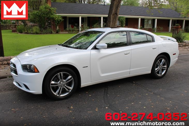 2014 Dodge Charger RT Max AWD