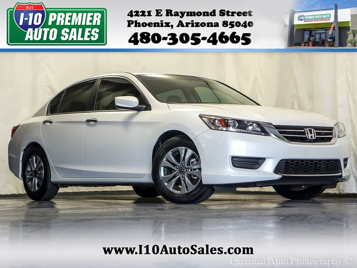 2013 Honda Accord Sdn LX