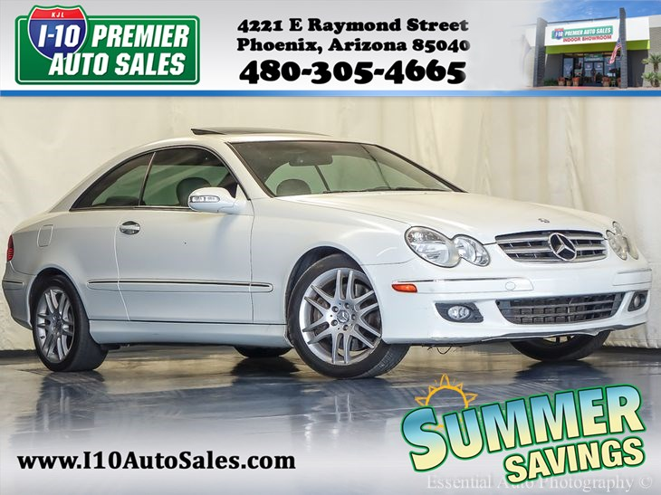 2009 Mercedes-Benz CLK350 Coupe