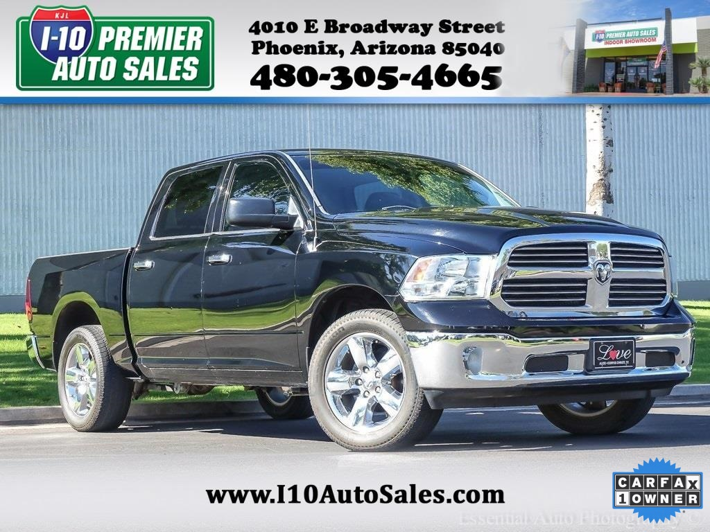 2014 Ram 1500 Lone Star EcoDiesel -  Very Low Miles! - One Owner
