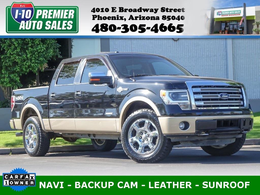 2014 Ford F-150 King Ranch 4X4 - One Owner - Gorgeous Truck!
