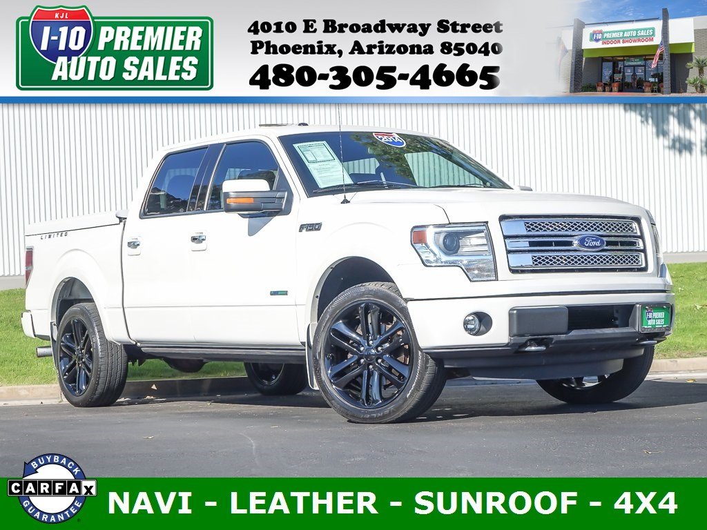 2014 Ford F-150 Limited 4X4