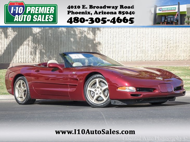 2003 Chevrolet Corvette EXCELLENT CONDITION!!!! LIKE NEW