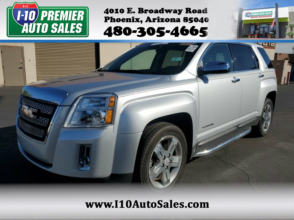 2013 GMC Terrain SLT-2 EXCELLEND CONDITION INSIDE AND OUT!