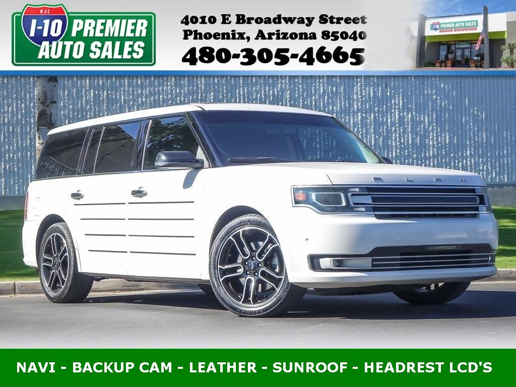 2014 Ford Flex Limited w/EcoBoost - Navigation