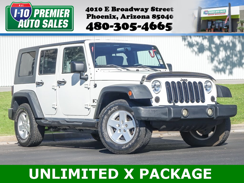 2009 Jeep Wrangler Unlimited Unlimited X  - Great Condition - Great Value!
