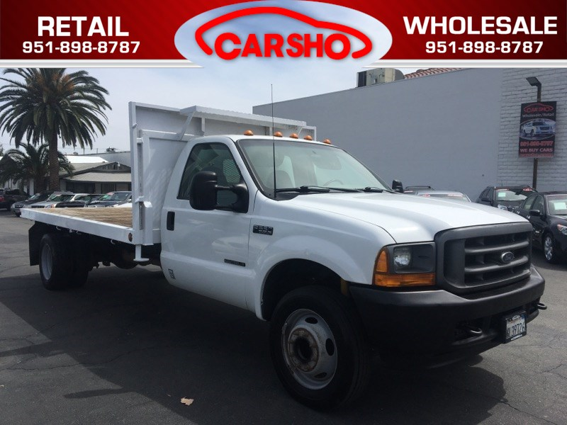 2001 Ford Super Duty F-550 7.3L Diesel XL