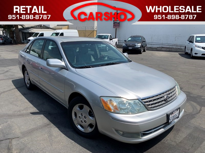 sold 2004 toyota avalon xls in corona sold 2004 toyota avalon xls in corona