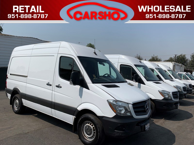 "2017 Mercedes-Benz Sprinter 2500 High Roof V6 144""  RWD"