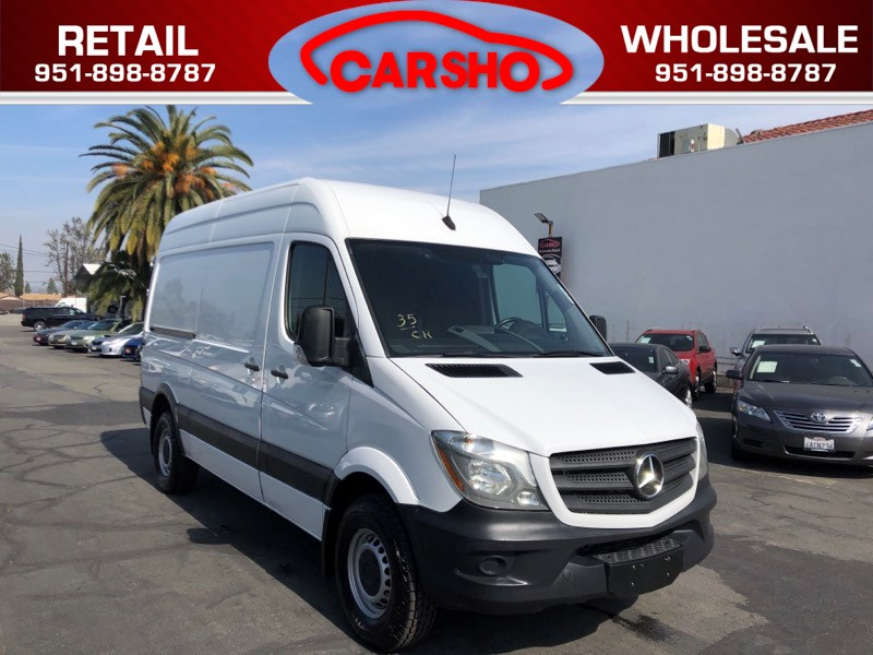 "2017 Mercedes-Benz Sprinter Cargo Van 2500 High Roof V6 144"" RWD"