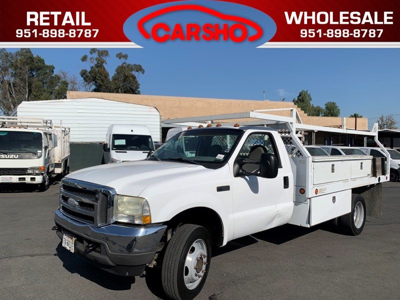 2002 Ford Super Duty F-450 DRW XL