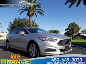 View 2013 Ford Fusion