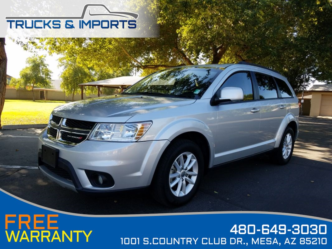 2014 Dodge Journey SXT Clean Carfax Just in!