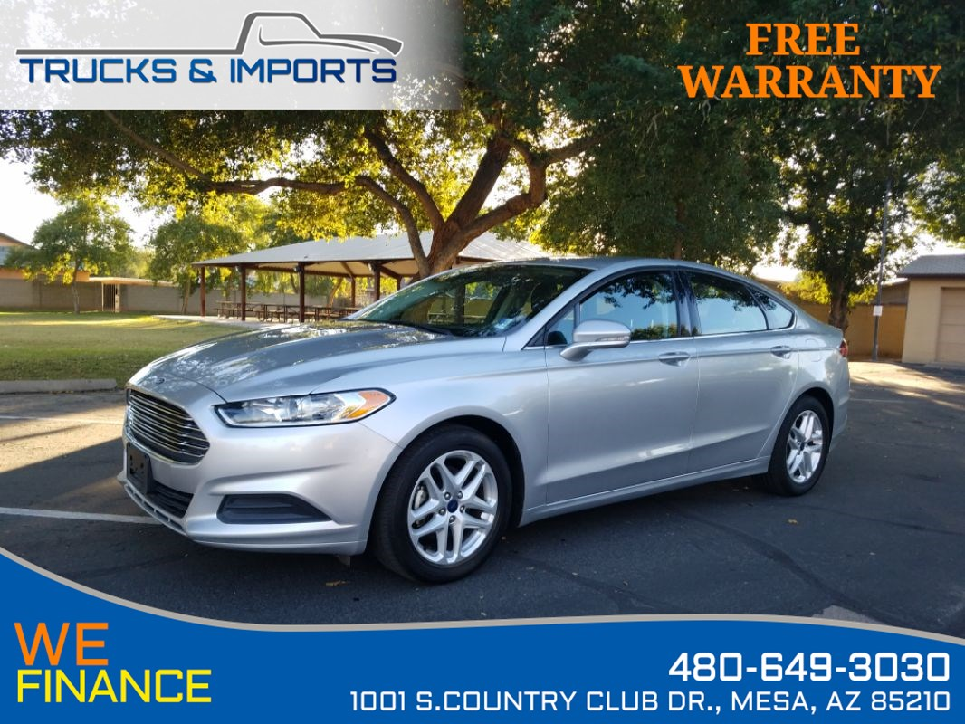 2016 Ford Fusion SE***BUY HERE PAY HERE Financing***