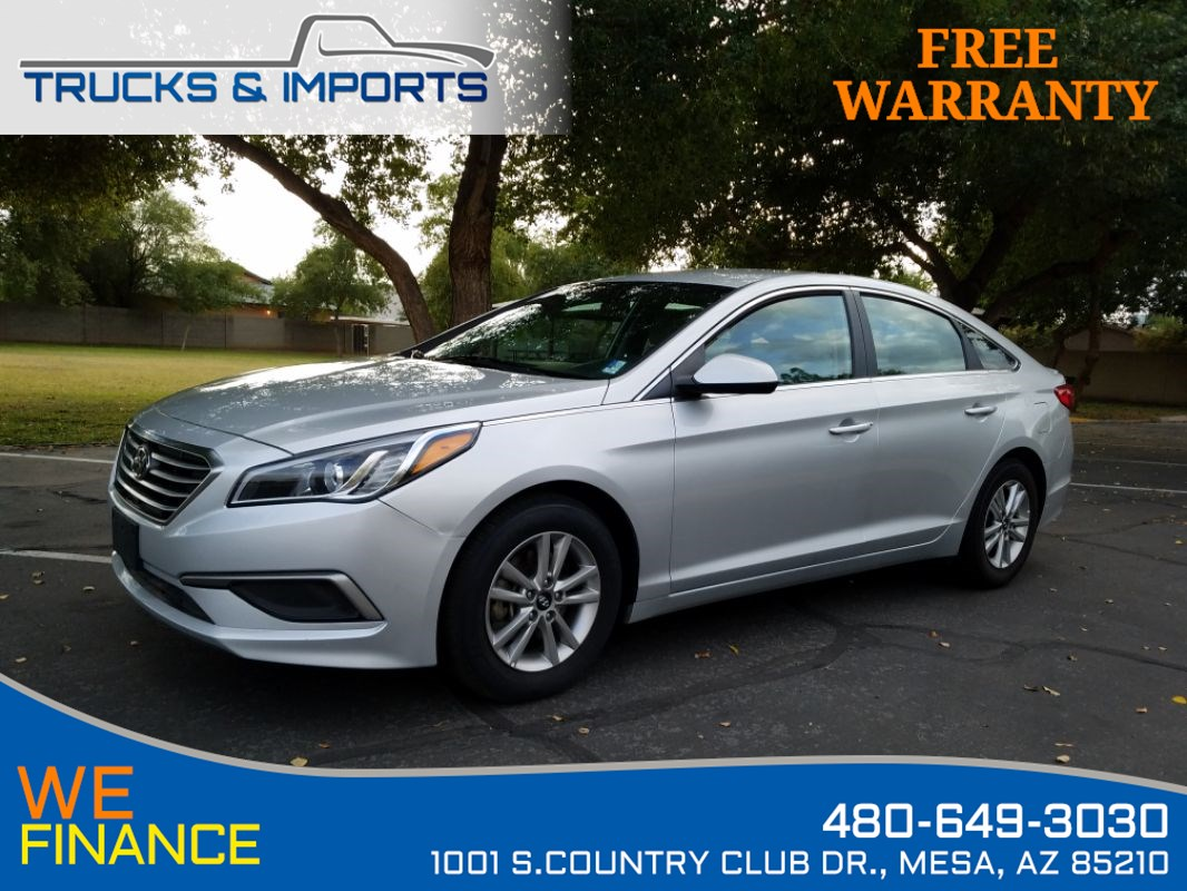 2016 Hyundai Sonata 2.4L***BUY HERE PAY HERE***Financing!!