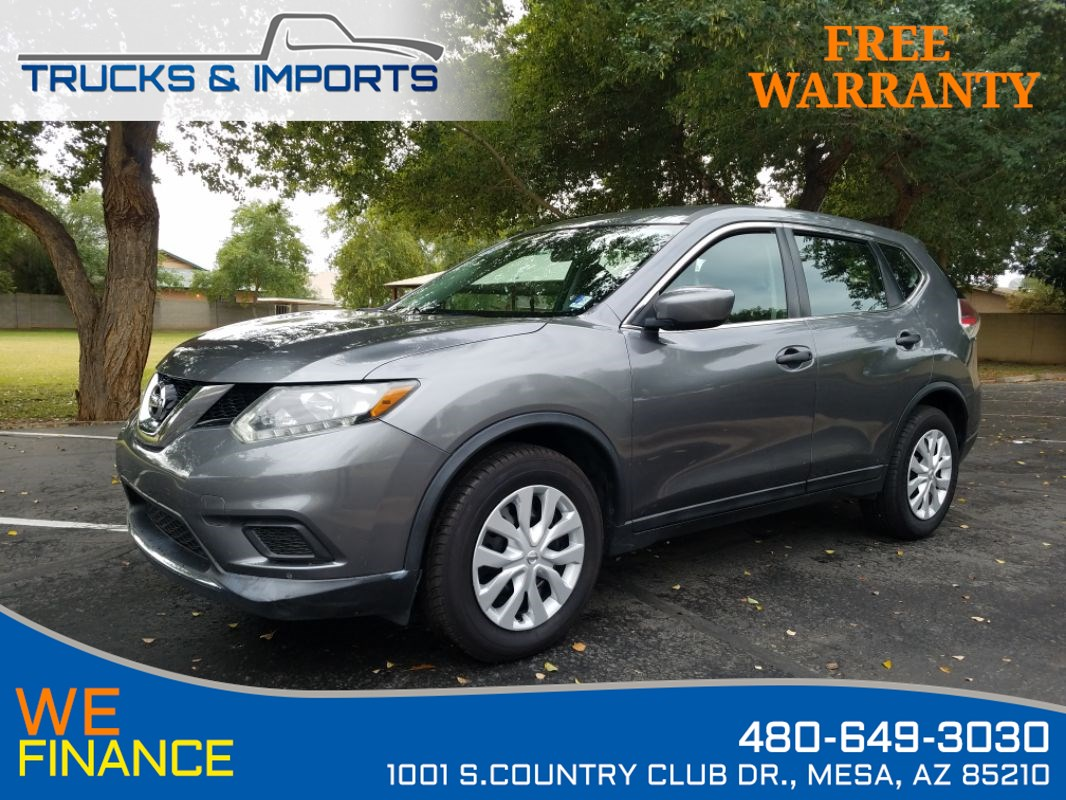 Buy Here Pay Here Az >> Sold 2016 Nissan Rogue Sv Buy Here Pay Here Financing