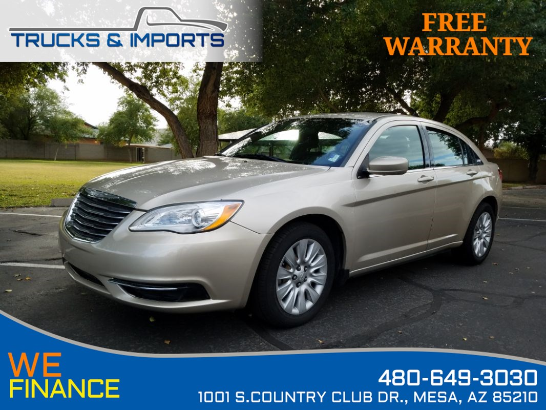 2014 Chrysler 200 LX**IN-HOUSE Financing!!