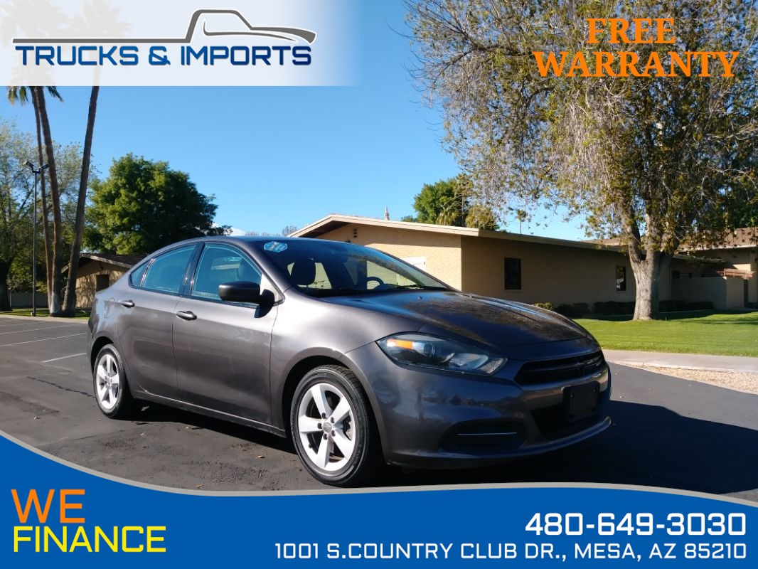 2016 Dodge Dart SXT BUY HERE PAY HERE Financing***