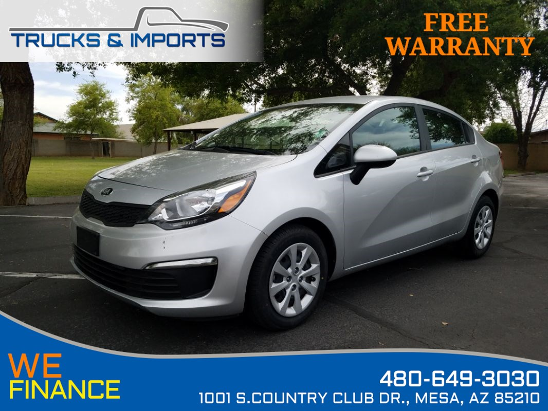 2017 Kia Rio LX Clean CarFax 2 in stock!