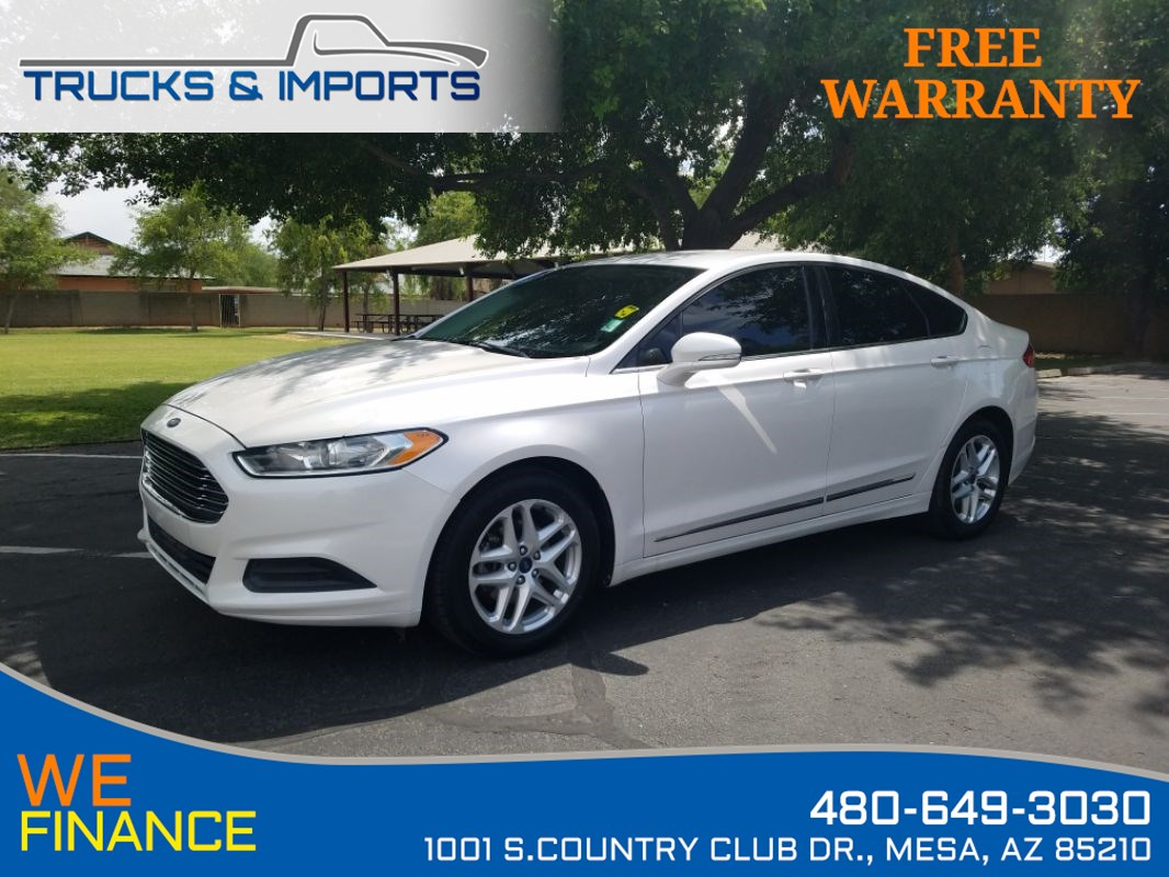 2014 Ford Fusion SE Clean CarFax plus One Owner!