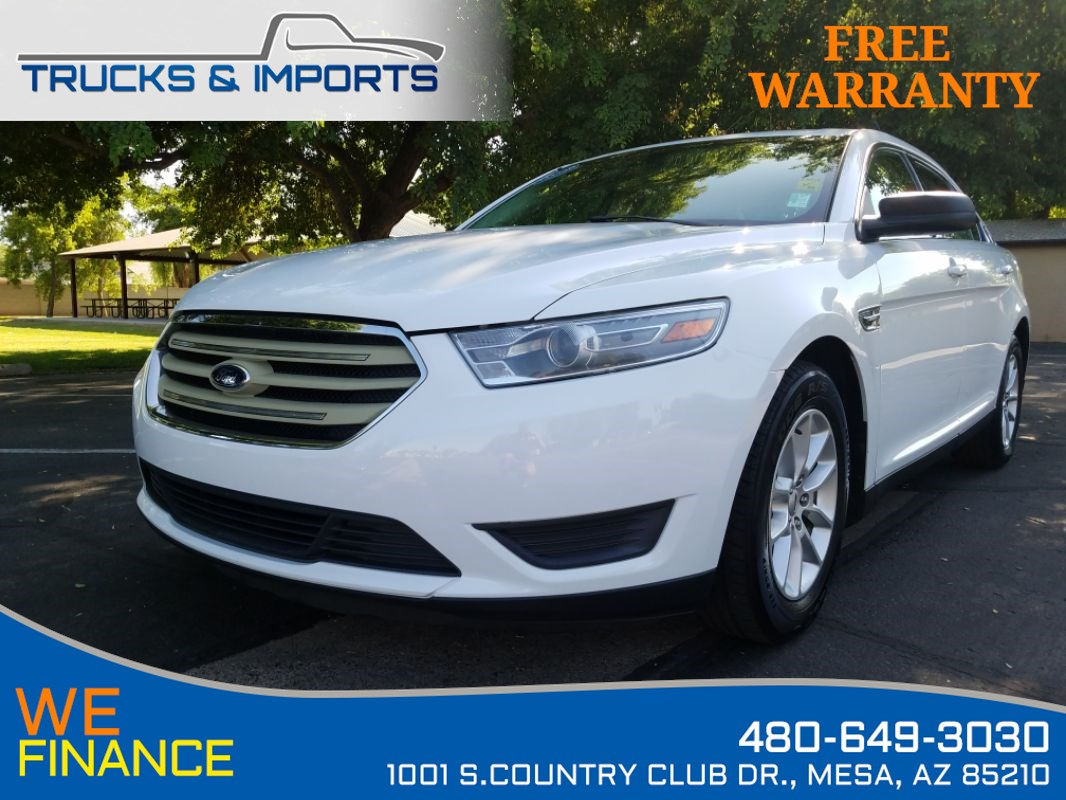 2014 Ford Taurus SE Clean CarFax shows Detailed Service Records!