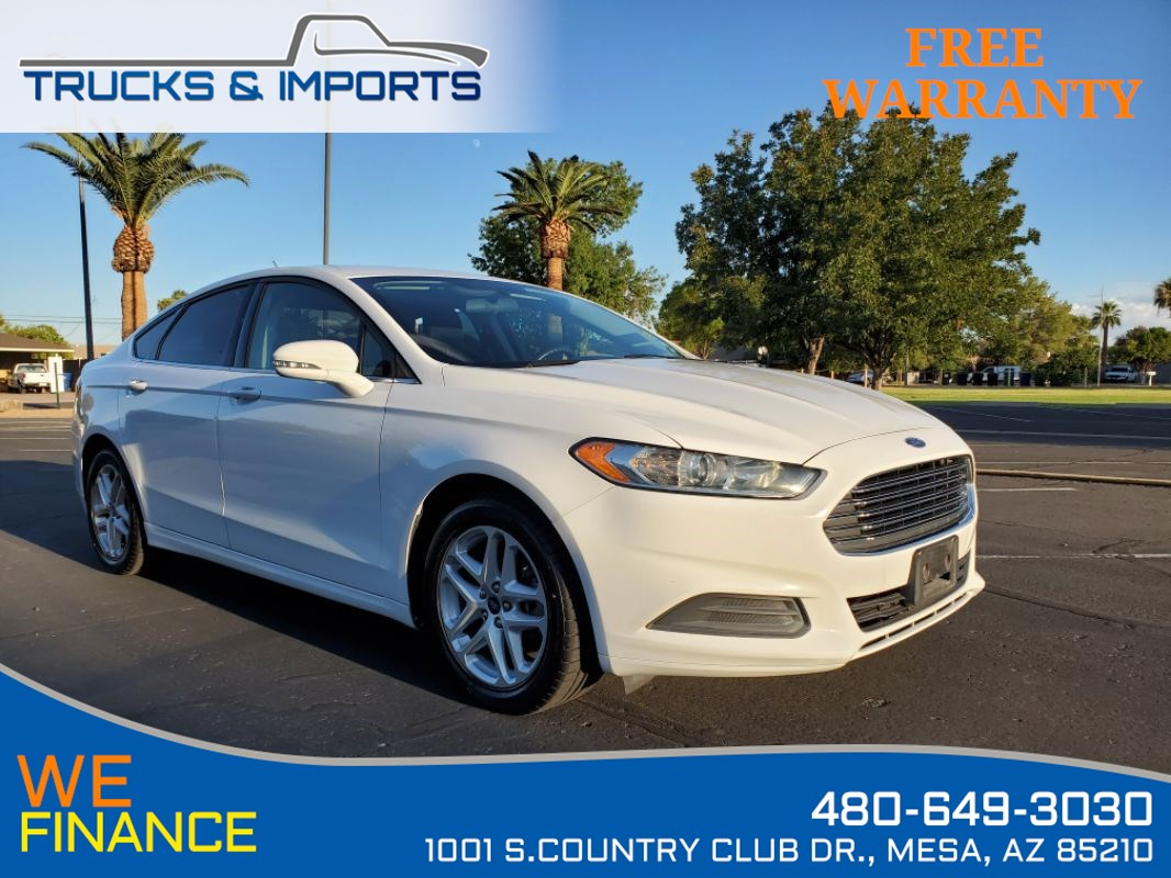 2014 Ford Fusion SE Clean CarFax 4 in stock!