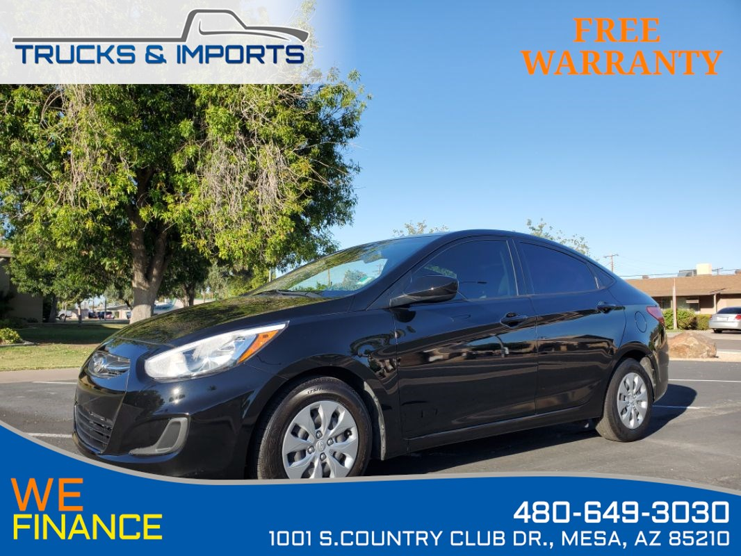 2015 Hyundai Accent GLS One Owner Clean CarFax shows Service Records!
