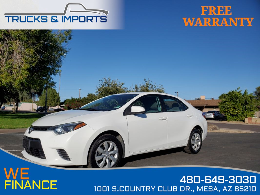 2015 Toyota Corolla LE Backup Camera plus Bluetooth!