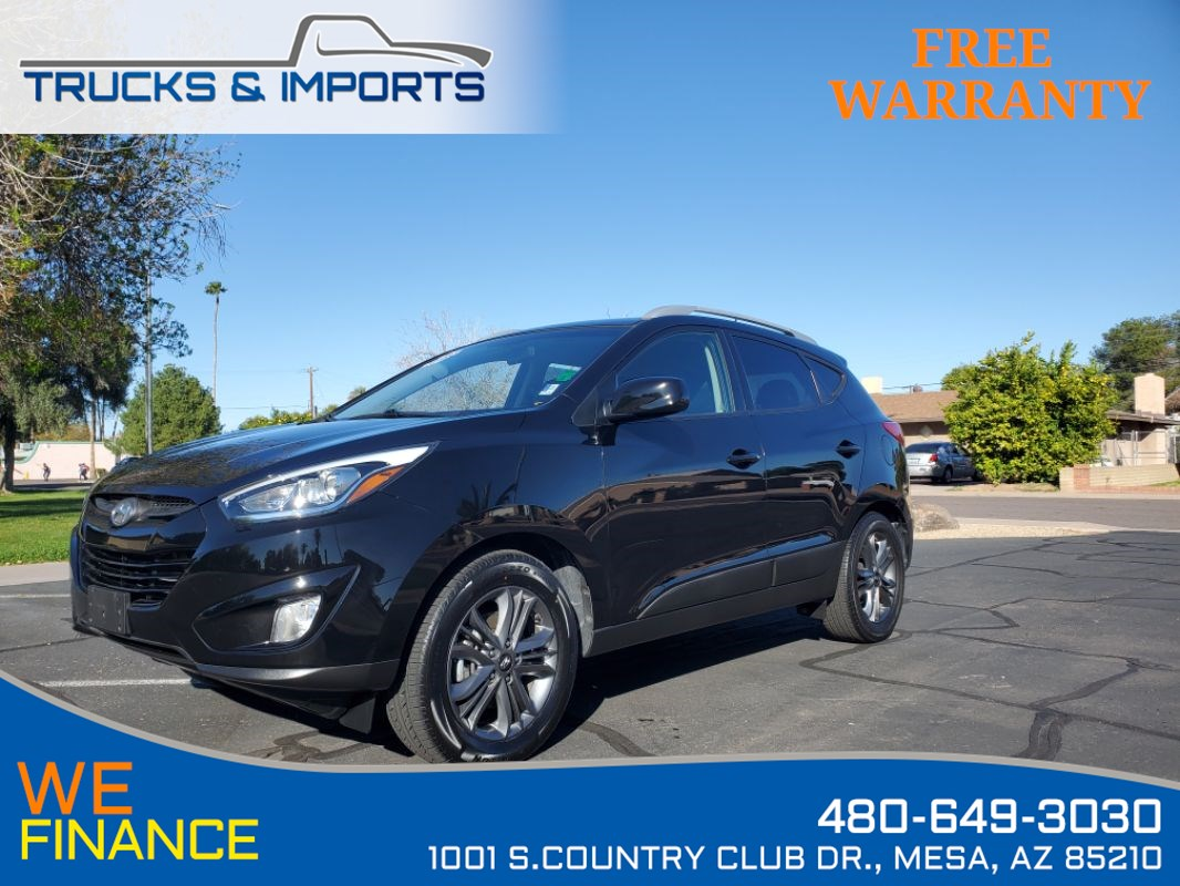 2015 Hyundai Tucson SE One Owner Clean CarFax Service Records!