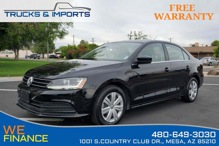 2017 Volkswagen Jetta 1.4T S Clean CarFax 3 in stock!