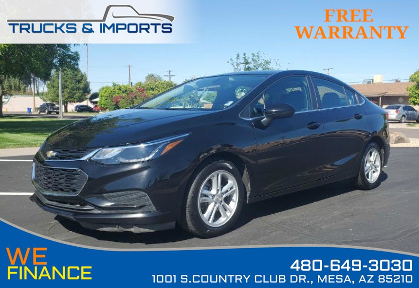 2018 Chevrolet Cruze LT 2 in stock!