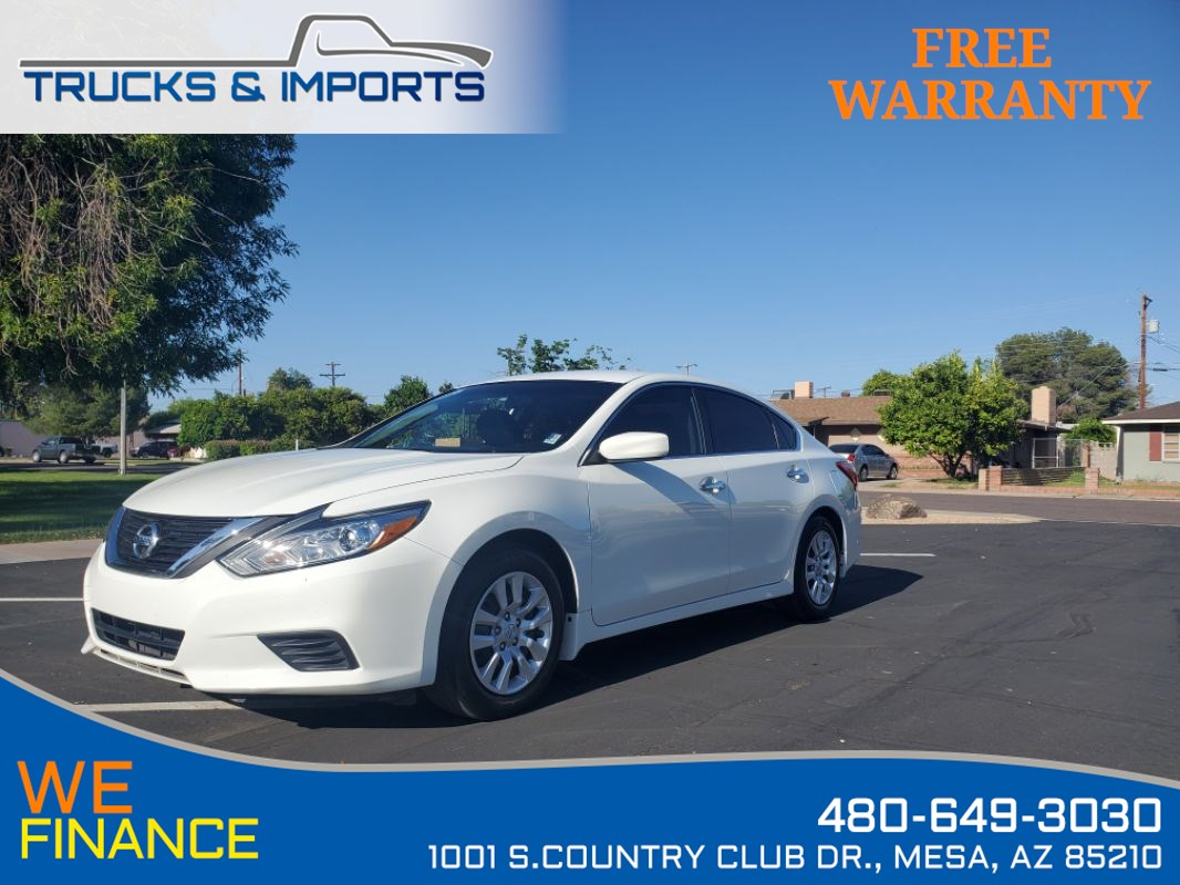 2016 Nissan Altima 2.5 Clean CarFax Bluetooth plus 6 in stock!