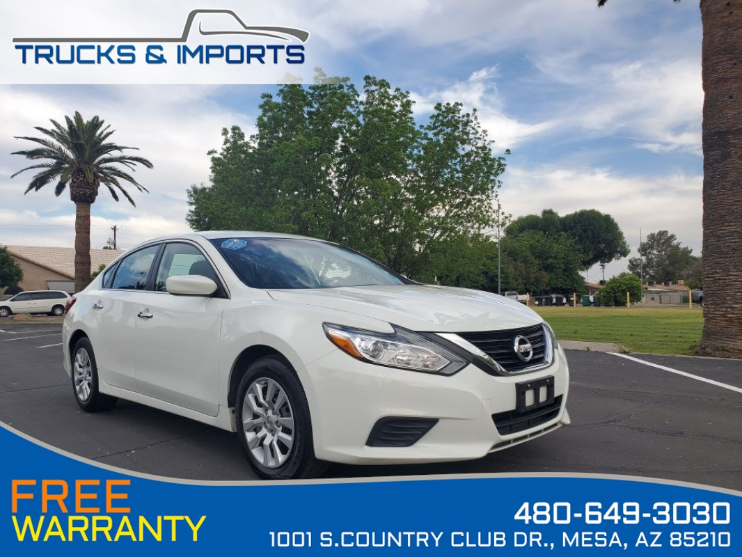 2017 Nissan Altima 2.5 S Bluetooth, Backup Camera plus 6 in stock!