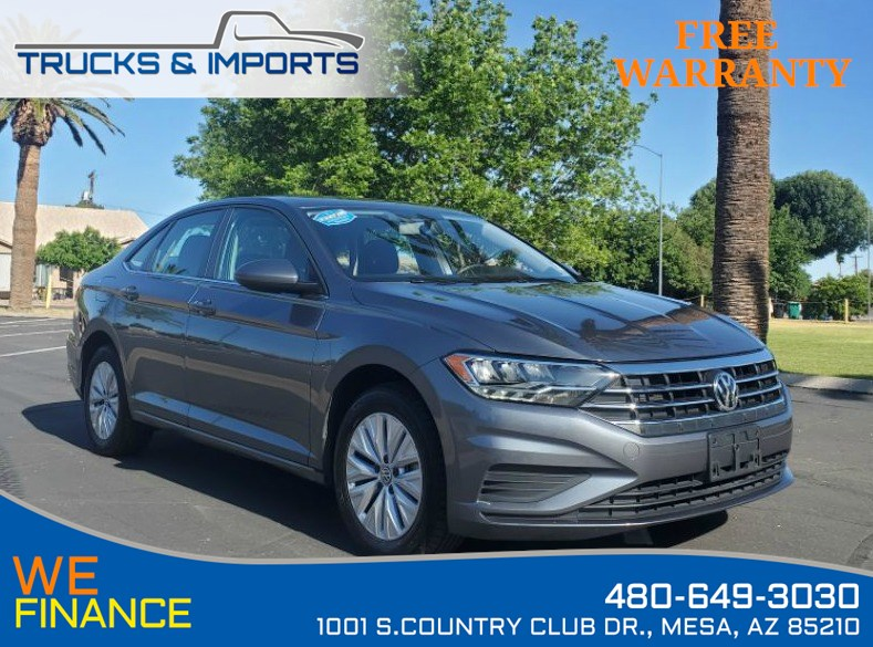 2019 Volkswagen Jetta S Clean CarFax 6 in stock Bluetooth, Backup Camera