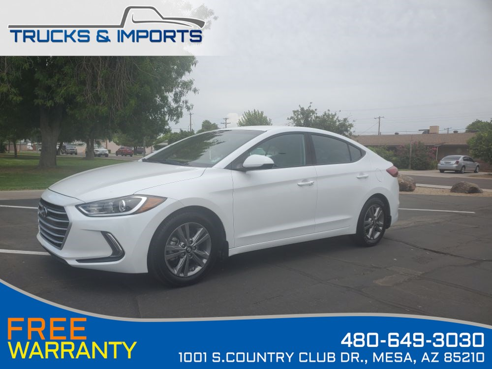 2017 Hyundai Elantra SE Clean CarFax Blind Spot Detection 4 in stock!