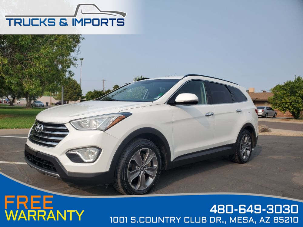 2014 Hyundai Santa Fe Limited One Owner Clean CarFax Dealership Records!