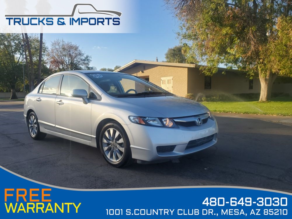 2009 Honda Civic EX One Owner Clean CarFax!