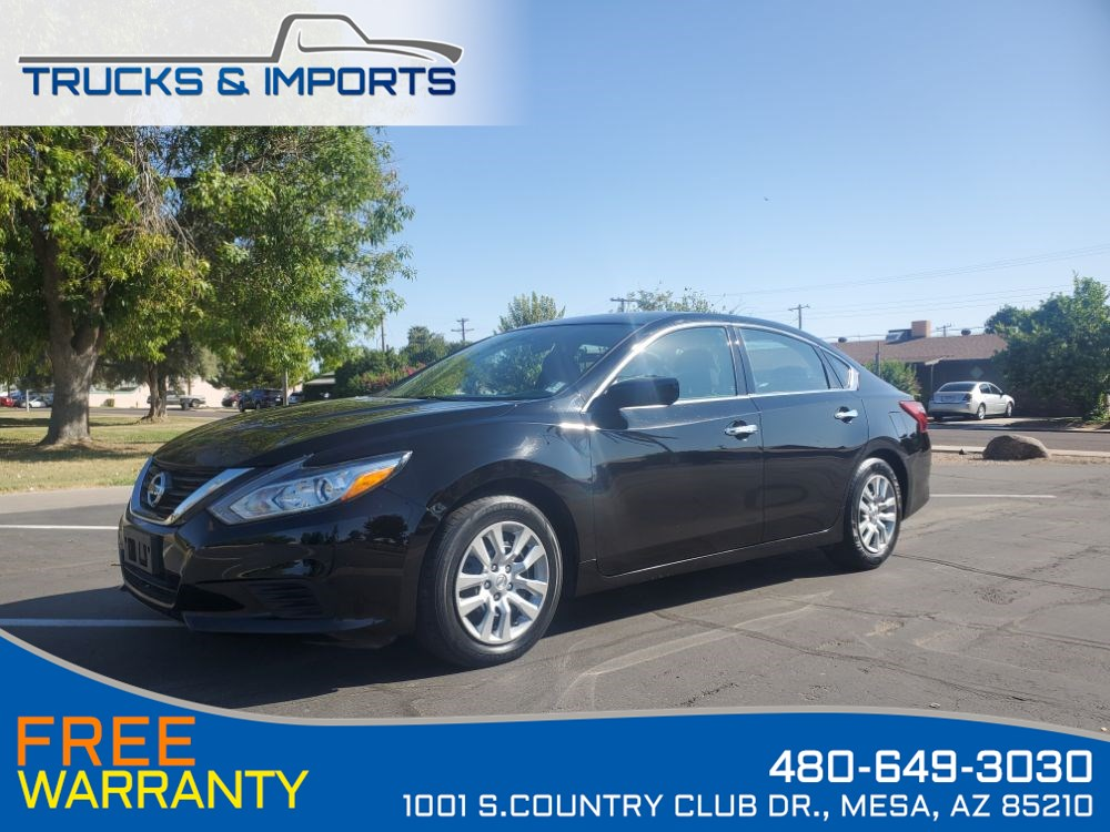 2017 Nissan Altima 2.5 S Bluetooth, Backup 39 MPG 4 in stock!