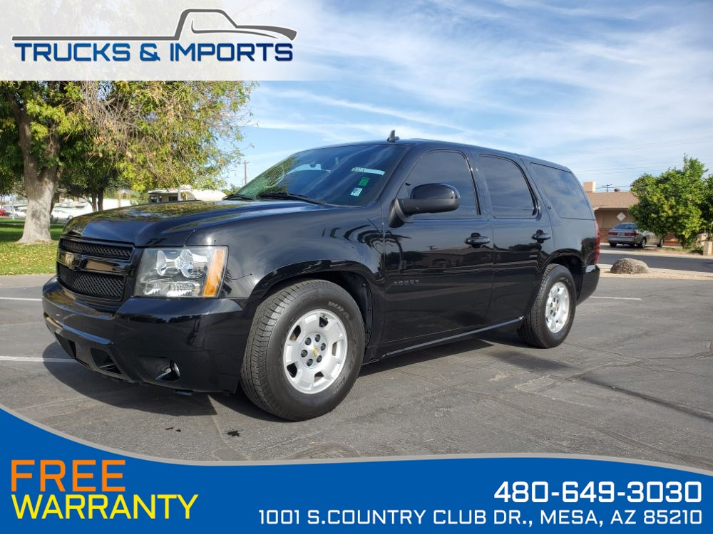 2014 Chevrolet Tahoe LT LT 3rd Row! Bluetooth, Backup Camera,, Leather!