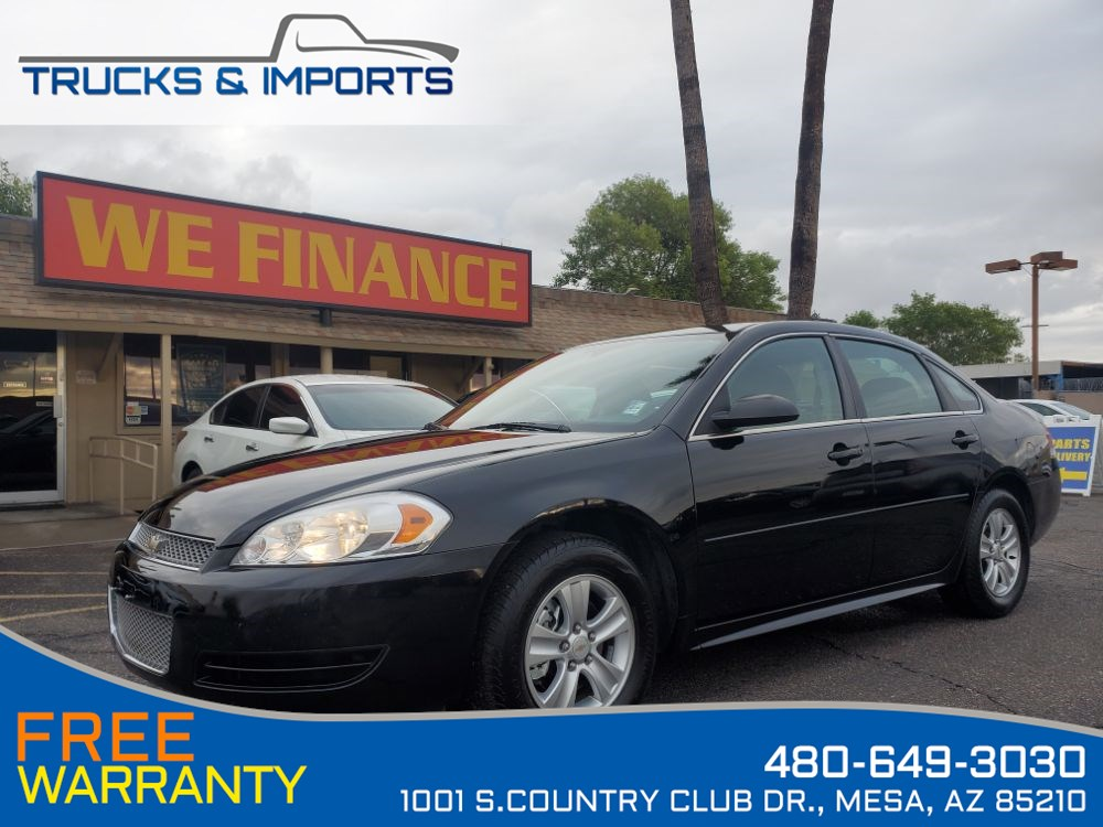 2012 Chevrolet Impala LS Fleet Clean CarFax  2 in stock 30 MPG!