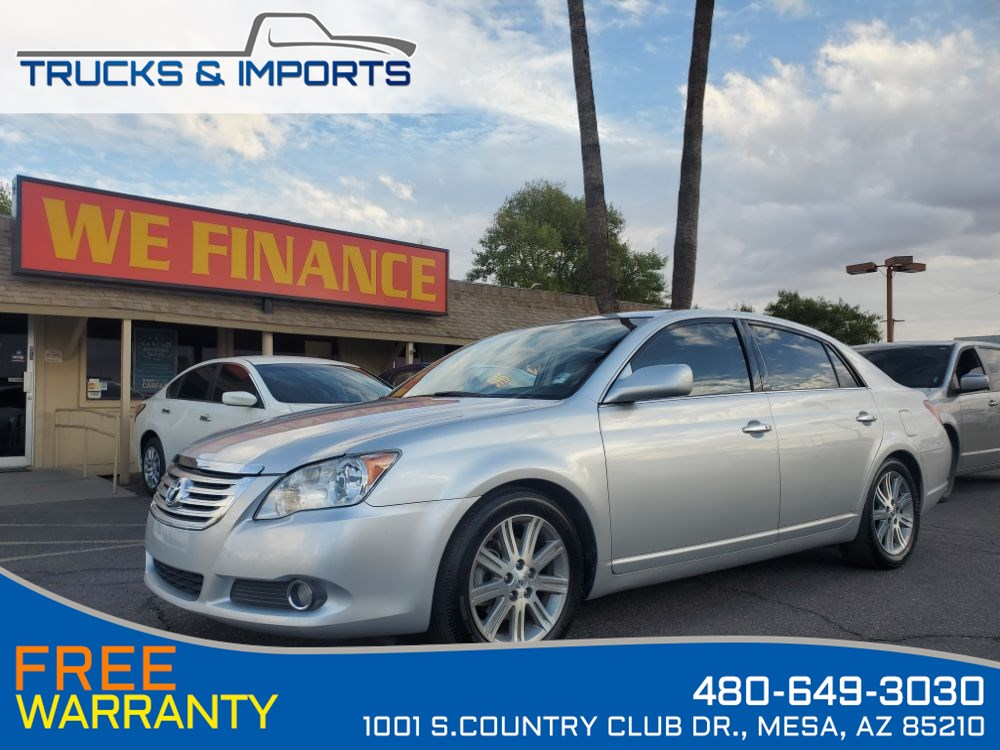 2008 Toyota Avalon Limited Clean CarFax Toyota Service Records!
