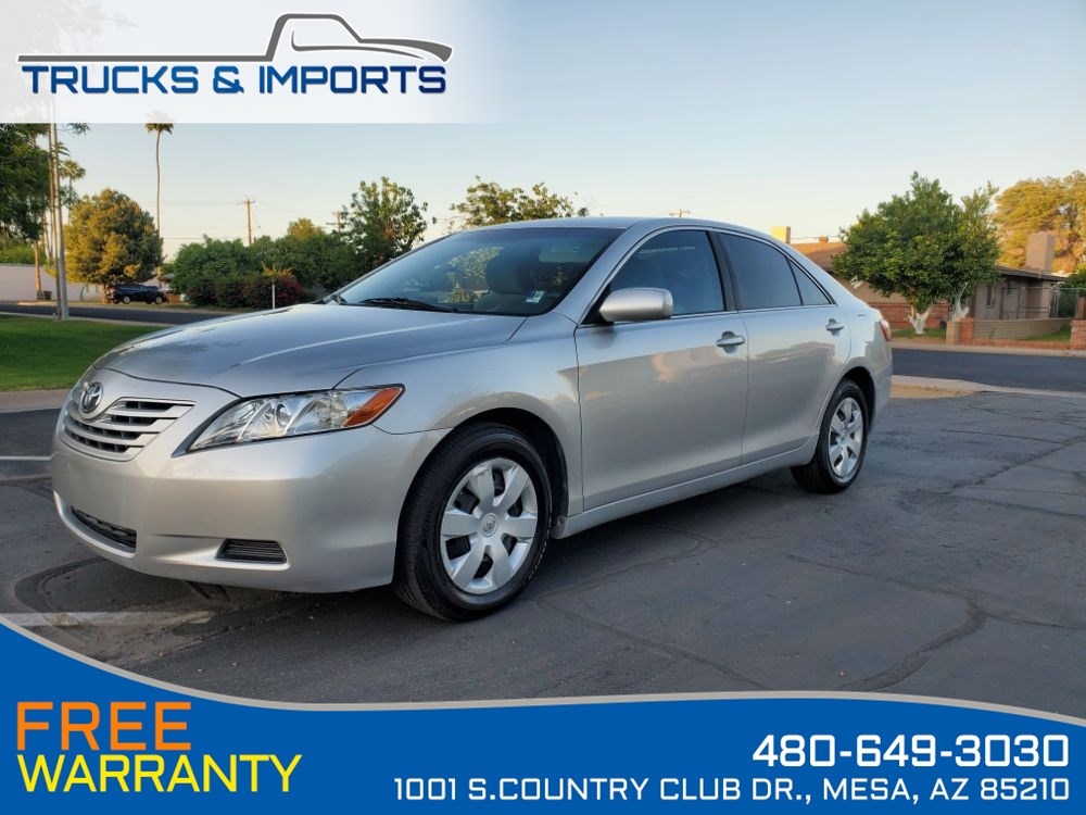 2009 Toyota Camry LE ONLY 72K miles! 2 in stock! Bluetooth 31 MPG!